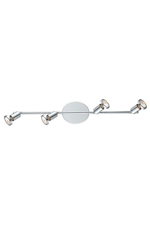 Eglo Buzz 4 Track light In Chrome - 200401A