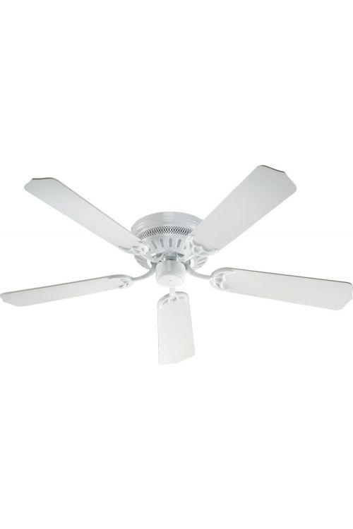 Quorum International Custom Hugger 52 Inch 5 Blade Fan In White - 11525-6