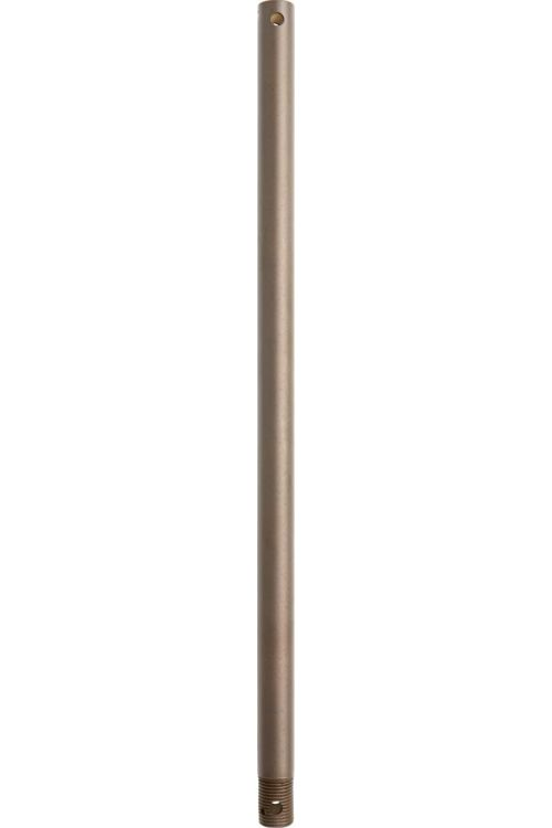 Quorum International 18 inch Downrod in Oiled Bronze 6-1886