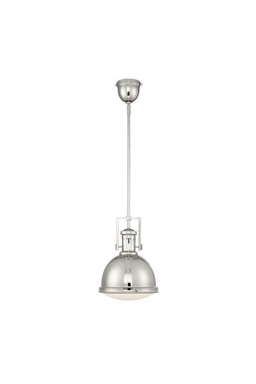 Savoy House Chival 1 Light 11 Inch Pendant In Polished Nickel 7-730-1-109