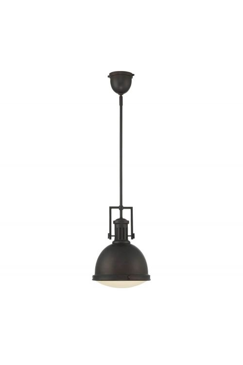 Savoy House Chival 1 Light 11 Inch Pendant In English Bronze 7-730-1-13