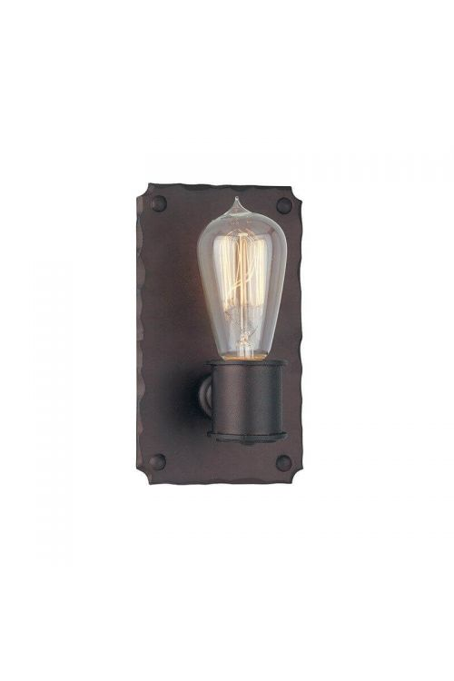 Troy Lighting One Light Wall Sconce In Copper Bronze - B2501CB