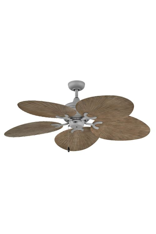 Hinkley Lighting Tropic Air 52 inch 5 Blade Outdoor Ceiling Fan 901952F-NWD