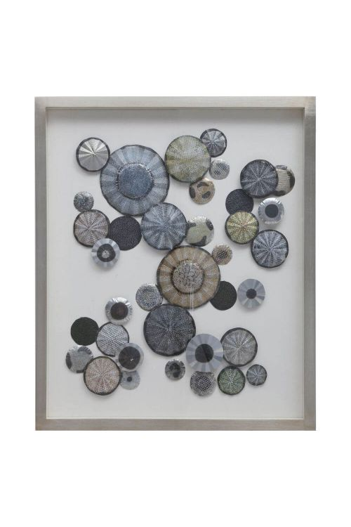 Uttermost Omala Abstract Shadow Box 04227